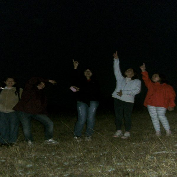 Νυχτερινή βόλτα στη φύση
